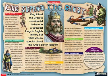 an introduction to the life and history of alfred the great Alfred the great (849 - 899) was the king of wessex from 871 through 899 he is most famous for being the king who, while hiding with a herdsman, let some cakes burn while he was deep in despondency however, throughout british history he has been famous for other important accomplishments during .