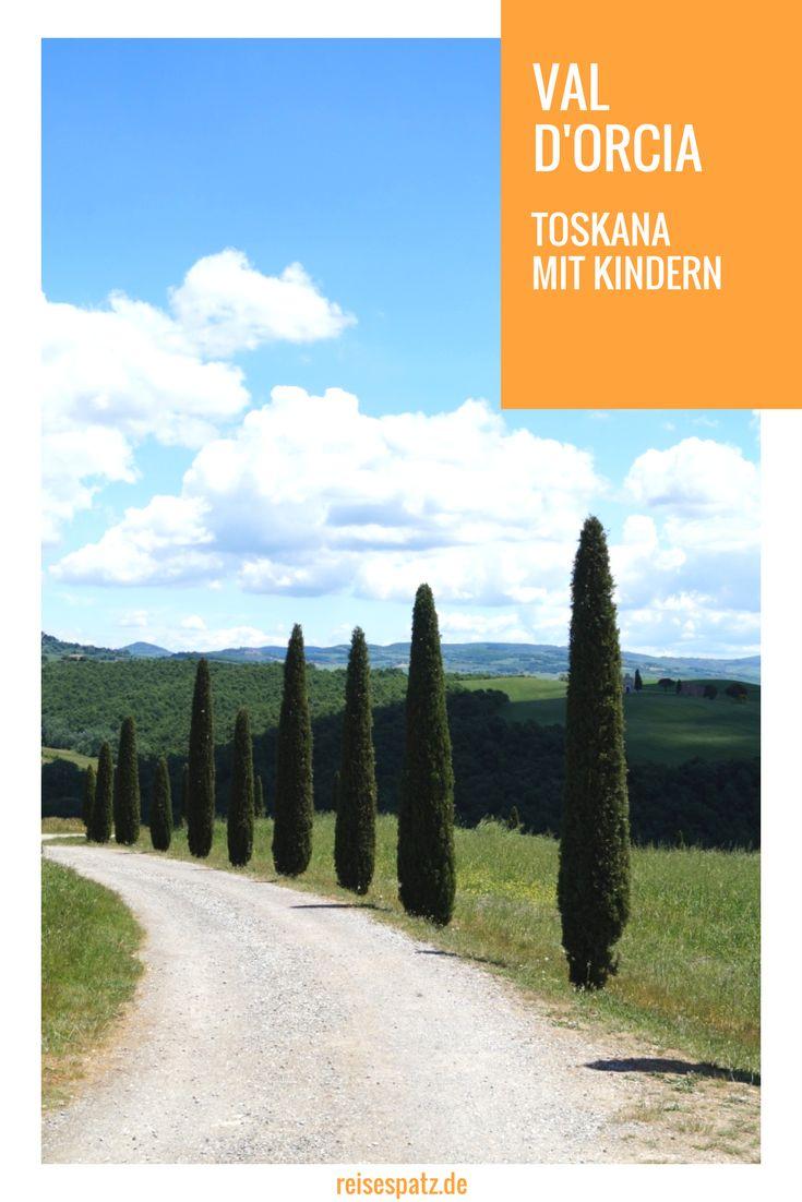 6 Geheimtipps in der Toskana - Toskana mit Kindern - alle Tipps. #toskana #italien