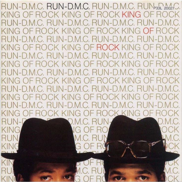 Run DMC - King of Rock | Music | Pinterest