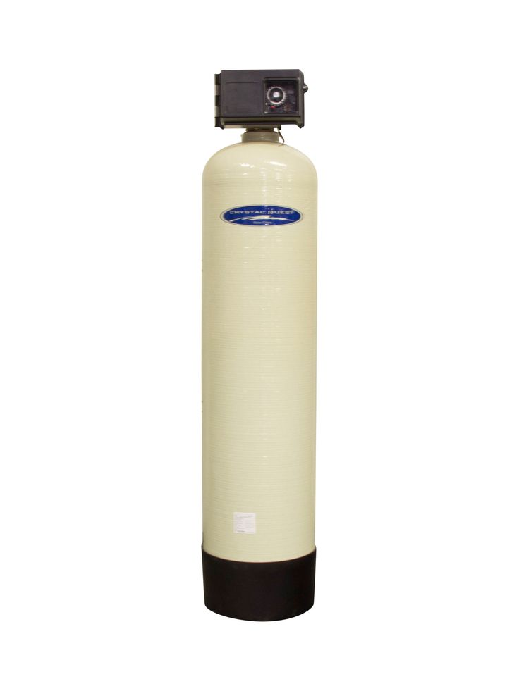 Granular Activated Carbon Water Filter System - 4 cu.ft.