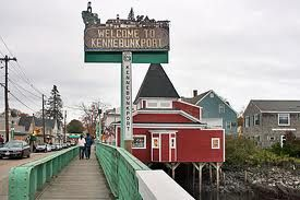 Kennebunkport, Maine...very neat place!