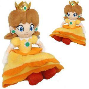 New Genuine Super Mario Bros principessa Daisy 7 pollici della bambola della peluche regalo