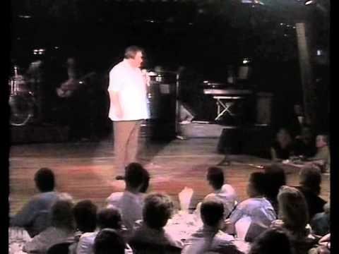Bernard Manning - Shootin' From The Lip - Part 1 - YouTube