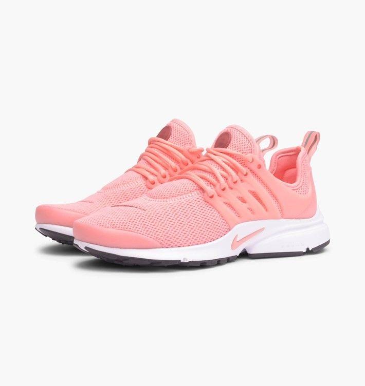sports shoes 7f891 49e9a Nike Womens Air Presto Sneakers Bright Melon Sale   nike-air ...