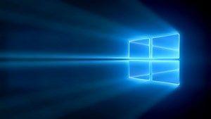 Fesh Windows 10 logo