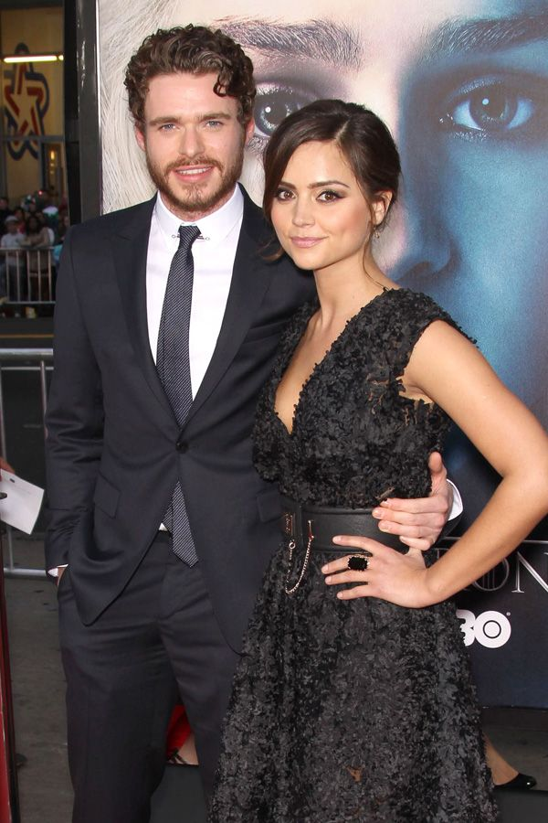 Robb Stark Is Dating Jenna Coleman