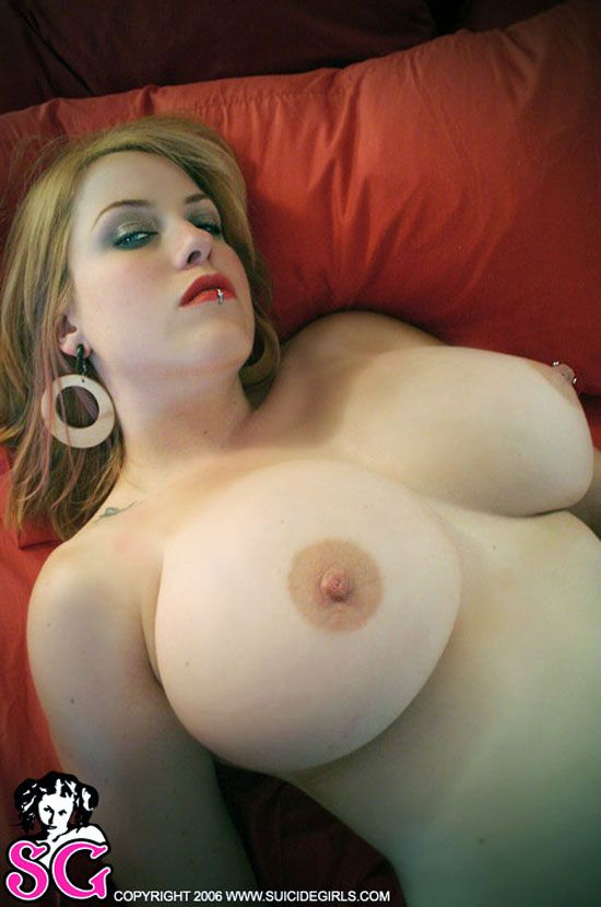 Red heads big tits