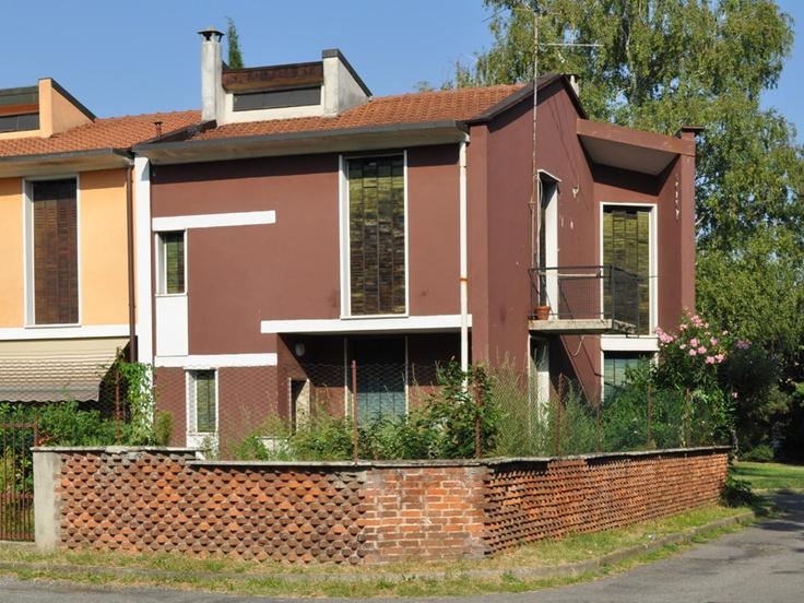 quartiere ina casa 1951 1951 bbpr f albini g albricci i gardella ...