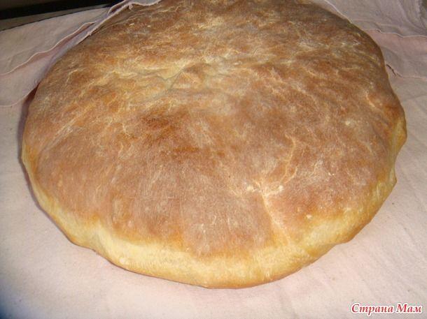 Дачный хлеб