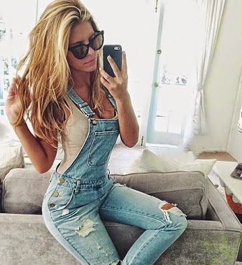 Call me crazy but I want some cute short overalls for summer :)
