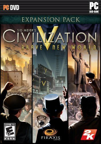 Sid Meier's Civilization V: Brave New World, 2015 Amazon Top Rated Games #VideoGames
