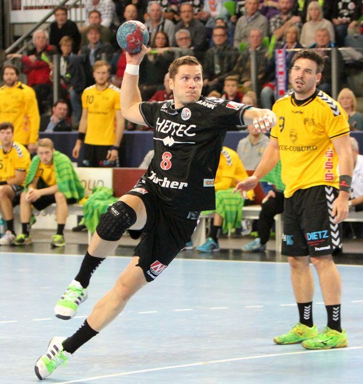Der HC Erlangen - Tabellenführer der 2. Handball-Bundesliga - hat mit dem Spiel heute beim Wilhelmshavener HV und dem Frankenderby am Sonntag in Coburg ein schweres Doppelspiel-Wochenende vor sich.  (Foto: hl-studios, Erlangen): HC-Erlangen: Sebastian Preiß  #hce #Handball #erlangen #hlstudios #hcerlangen #ArenaNuernbergerVersicherung #einteameinziel #wirkommenwieder