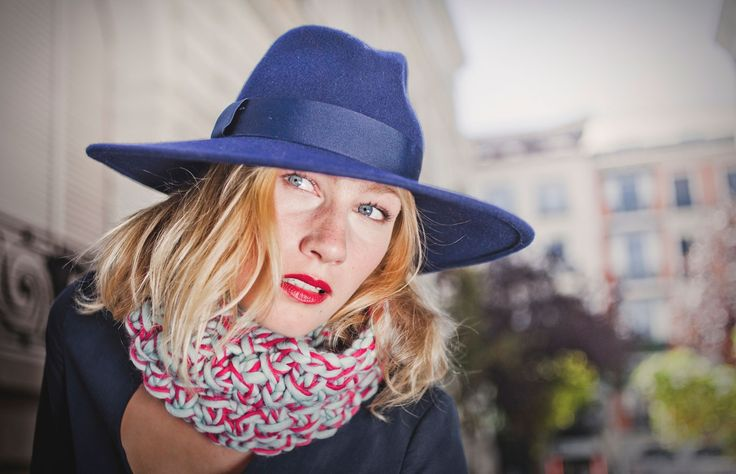 Perugia Snood | WE ARE KNITTERS