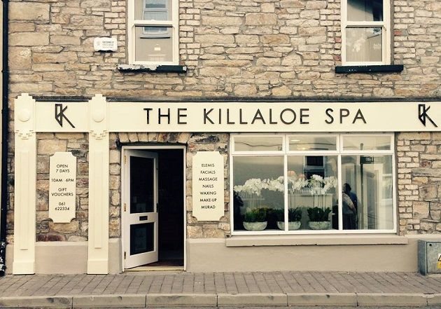 New Spa Hotel Open in Co. Clare. Introducing The Killaloe Hotel & Spa.