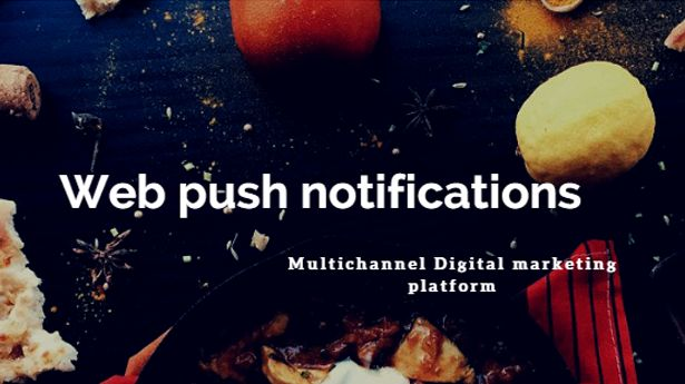 Web push notification is one of the best features that has ever built for websites.
