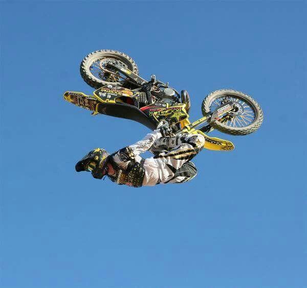 Extreme Motocross Sports on the Edge