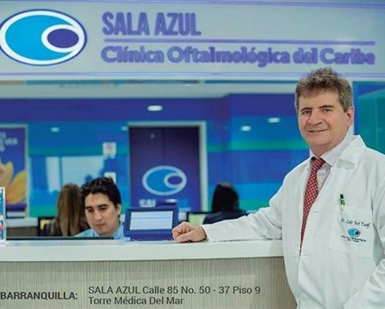Clinica Oftalmologica del Caribe   Centros médicos, Oftalmólogo en Barranquilla.  clinicaoftalmologicadelcaribe.medicosdoc.com