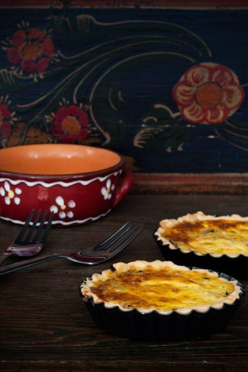 Mini quiche #lunch #saxonmotifs #miniquiche #homemade @Cincsor.Transylvania.Guesthouses
