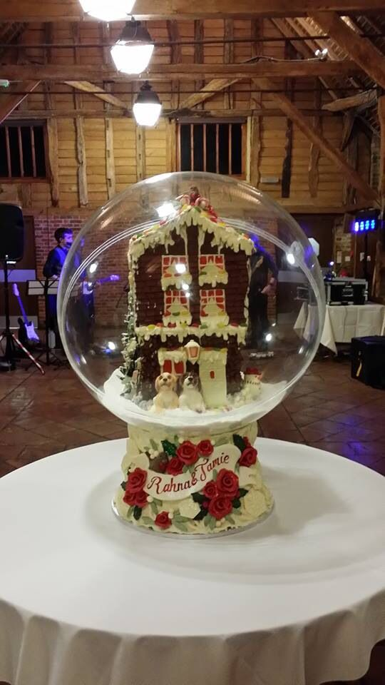 Snow globe #choccywoccydoodah dream