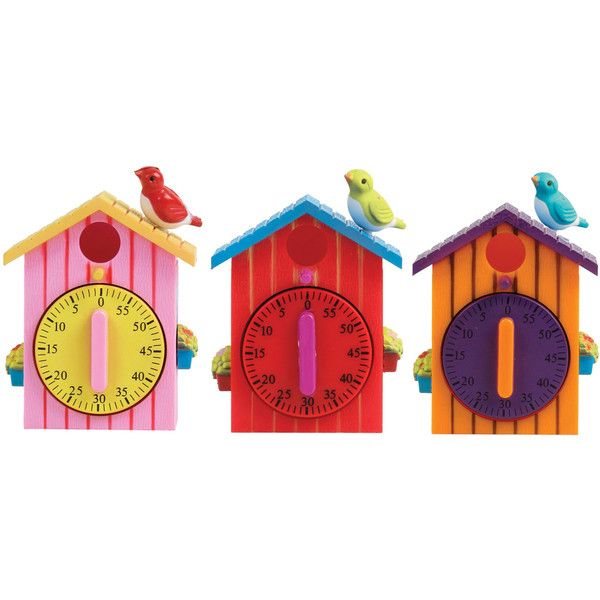 Rice dk Birdhouse Egg Timers by: Rice dk - Huset-Shop.com | Your House