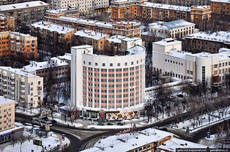 Gelio (Степанов Слава) - Екатеринбург с высоты. Часть 1 (2010)