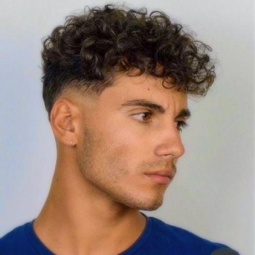 33 Neue Trend Männer Frisuren Locken | Frisuren für jungs