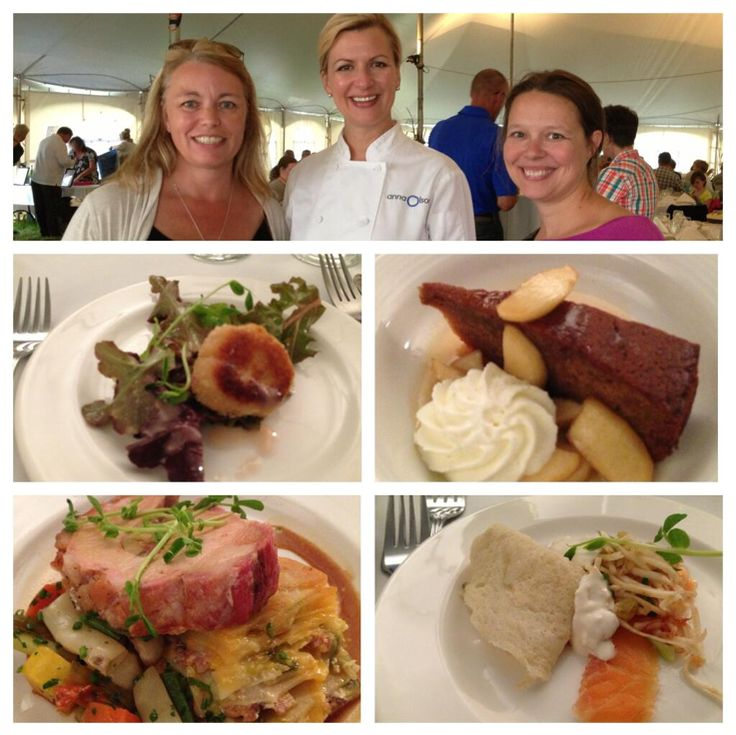 Fun times celebrating #PEI #apples at Applelicious, Meal in the Field w Food Network Chef Anna Olson, Sept 2013. Photo by Jennifer Forbes.