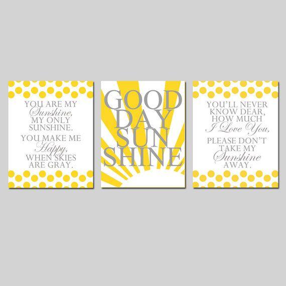 Good Morning Sunshine Lyric : Best good morning my sunshine ideas on pinterest