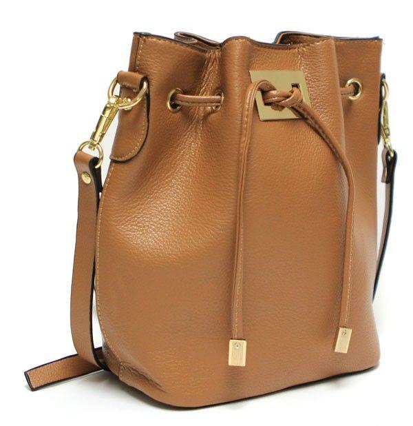 Keep It Chic Drawstring Shoulder Bag