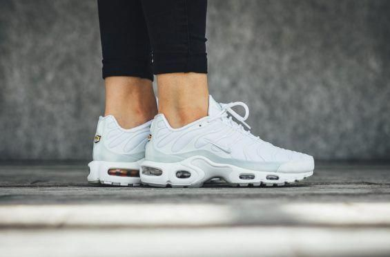 pretty nice 7e2e9 fdfe2 Now Available  Nike Air Max Plus Pure Platinum Ice Blue   WomensRunningShoesLowPrice