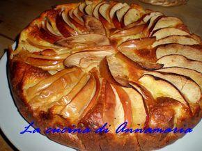 Torta di mele light, ricetta anche per diabetici
