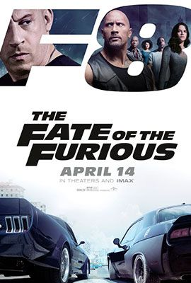 "#MovieOfTheDay For The Fate of the Furious, Vin Diesel is joined by a returning all-star cast that includes Dwayne Johnson, Jason Statham, Michelle Rodriguez, Tyrese Gibson, Chris ""Ludacris"" Bridges, Nathalie Emmanuel, Elsa Pataky and Kurt Russell.  #movies #drama #cinema #moviesthis #film #moviefacts #movienight #watchingmovies"