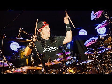 Mike Mangini - Live performance @ Zildjian Day Rome - YouTube