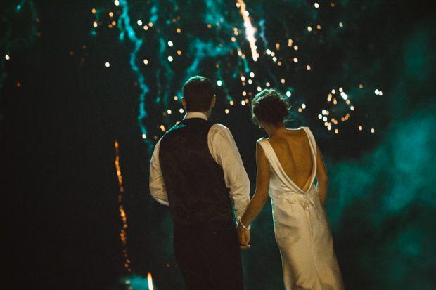 Dingle Skellig Hotel Fireworks