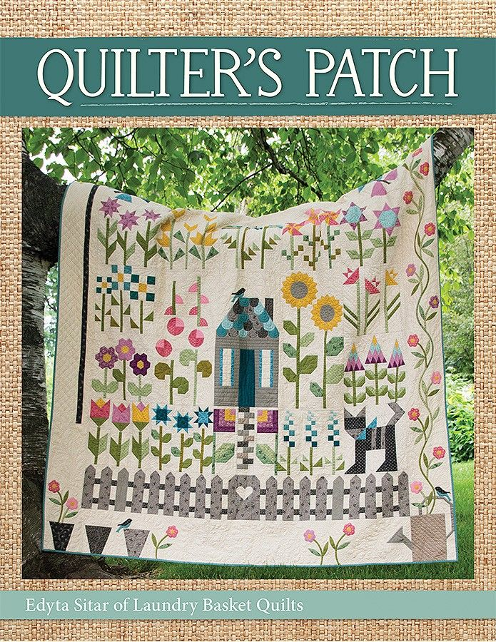 Quilter's Patch Book<BR> Edyta Sitar for Laundry Basket Quilts