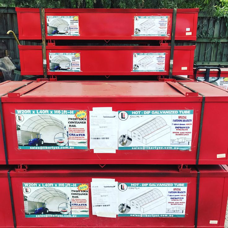 *BRAND NEW CONTAINER DOMES*  This week's featured item of Tools & Trade Auction - Zero welding - Easy assembly