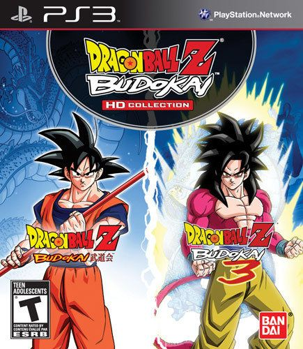Dragonball Z Budokai HD Collection - PS3 Game