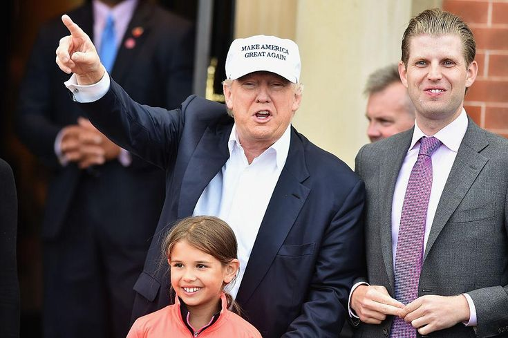 "Eric Trump allegedly revealed in a 2014 interview that Russia funded the family's golf resorts ""all the time"". The President also reportedly told the same journalist that the family had ""access to $100 million"" for their newest course in North Carolina."