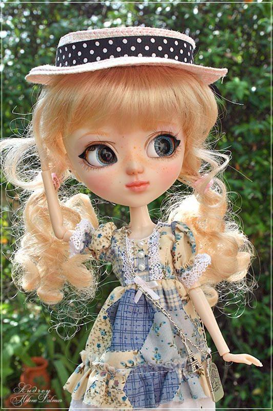 https://flic.kr/p/vpQk93   Audrey   My new doll Pullip She is beautiful!