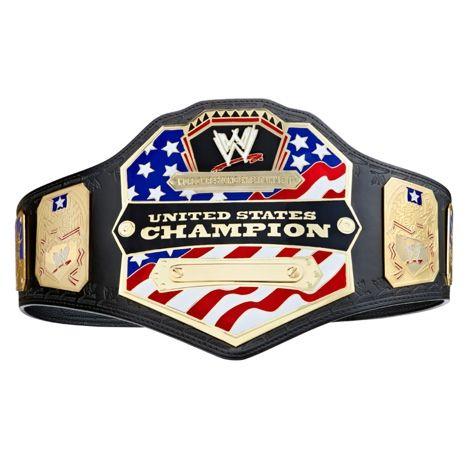 WWE United States Championship Replica Title Belt - WWE