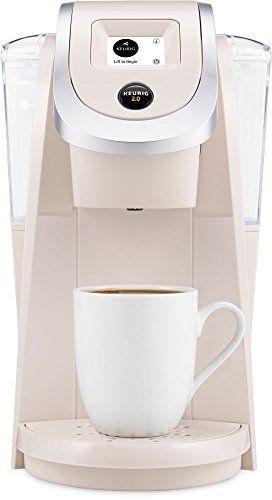 Keurig K250 2.0 Brewing System, Sandy Pearl - http://teacoffeestore.com/keurig-k250-2-0-brewing-system-sandy-pearl/