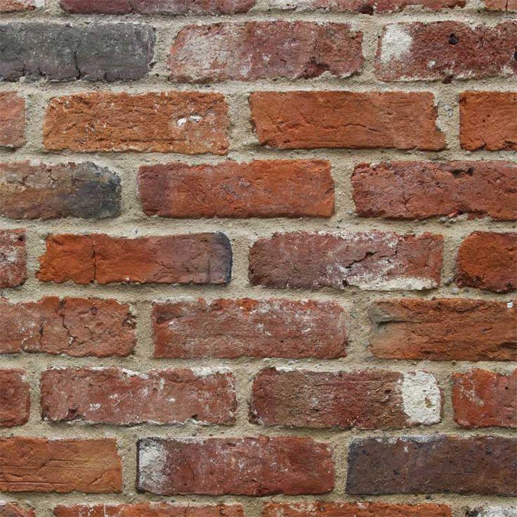 Reclaimed Bricks Cheshire | 73MM Cheshire Handmade Bricks for Sale