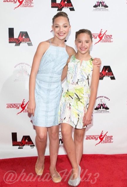 Added by #hahah0ll13 Dance Moms ALDC Premiere Opening Maddie and Mackenzie Ziegler