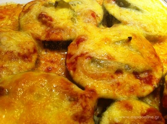κολοκυθάκια με τυρί