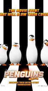 Let's Watch Penguins of Madagascar Online * Directors : Eric Darnell, Simon J. Smith * Writers : Michael Colton (screenplay), John Aboud (screenplay) * Stars : Tom McGrath, Chris Miller, Christopher Knights * Release : 26 November 2014 (USA) * Genre : Animation   Adventure   Comedy   Family * Runtime : 92 min