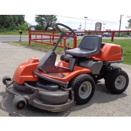 Used Husqvarna Rider 155 15 5 Hp Kohler Command Engine