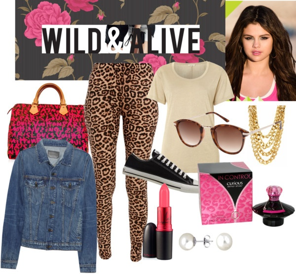 """""""Wild & Alive"""" by kmii-f on Polyvore"""
