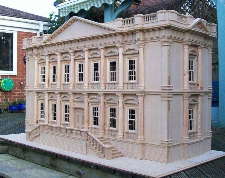 I love this doll house. My granddaughters would go crazy for this Image detail for -... Private Sales of Unwanted Dolls Houses - Dolls House Exchange