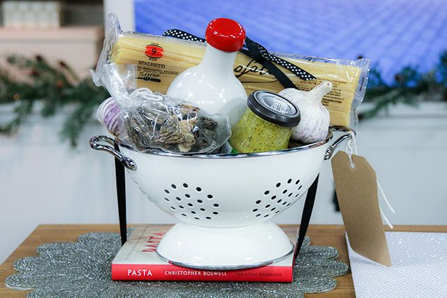 Put A Twist on Traditional Hostess Gifts