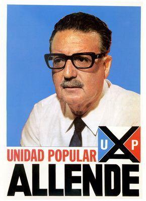 1970. Salvador Allende